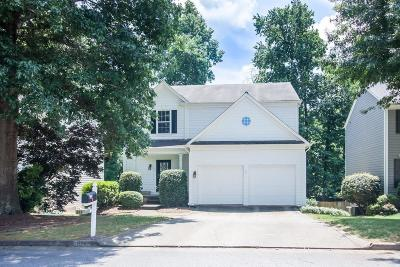 Roswell Single Family Home For Sale: 1175 Lyndhurst Way