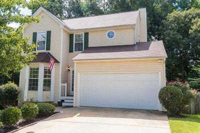 Acworth Single Family Home For Sale: 2158 Serenity Drive NW