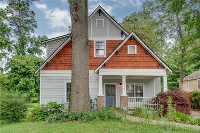 Single Family Home For Sale: 2314 1st Avenue NE