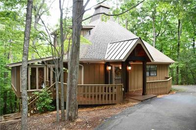 Big Canoe Single Family Home For Sale: 1114 Quail Cove Drive
