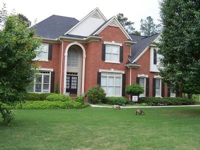 Snellville Single Family Home For Sale: 2560 Lynshire Lane