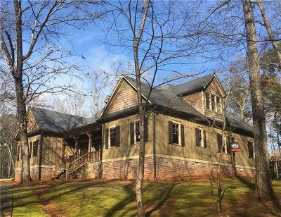 Canton Single Family Home For Sale: 982 Old Lathemtown Road