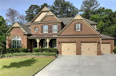 Lawrenceville Single Family Home For Sale: 2119 Caledonia Drive