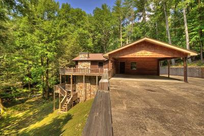 Ellijay Single Family Home For Sale: 35 Laurel Ridge Drive