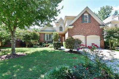 Brookhaven Single Family Home For Sale: 1249 Brooke Greene NE