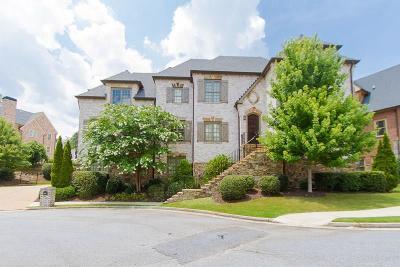 Atlanta Single Family Home For Sale: 1730 Buckhead Valley Lane