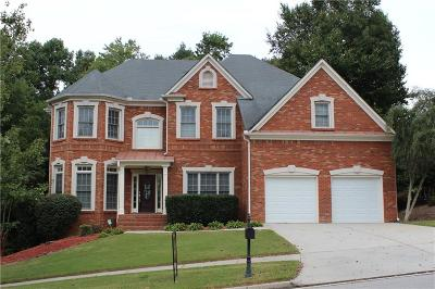 Buford Single Family Home For Sale: 4085 Creekview Ridge Drive
