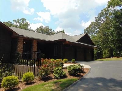 Adairsville Single Family Home For Sale: 1220 Miller Ferry Road SW