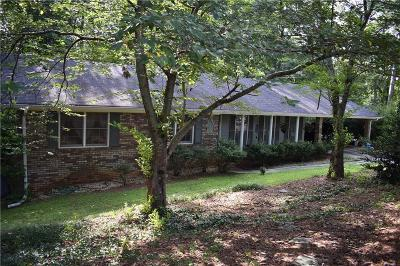 Marietta Single Family Home For Sale: 4062 Wesley Chapel Road