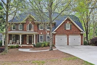 Powder Springs Single Family Home For Sale: 455 Pegamore Creek Drive