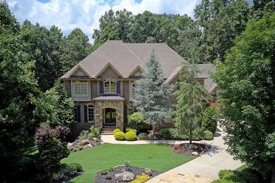 Alpharetta GA Single Family Home For Sale: $874,995