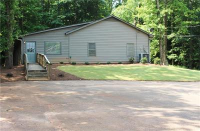 Cumming Single Family Home For Sale: 4103 Castleberry Road