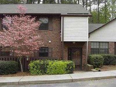 Norcross Condo/Townhouse For Sale: 5865 Wintergreen Road