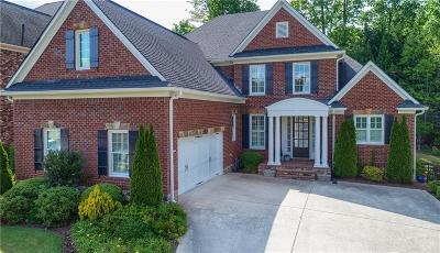 Canton Single Family Home For Sale: 110 Ridgemoor Trace