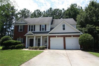 Acworth Single Family Home For Sale: 85 Thunder Ridge Drive