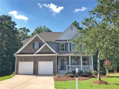 Woodstock GA Single Family Home For Sale: $369,900