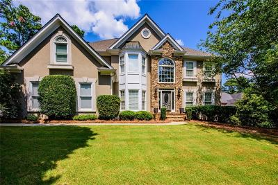 Alpharetta GA Single Family Home For Sale: $592,000