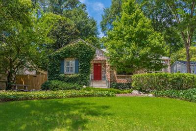 Decatur Single Family Home For Sale: 132 Willow Lane