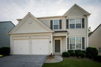 Woodstock Single Family Home For Sale: 813 Plaintain Drive