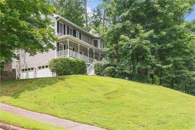 Marietta Single Family Home For Sale: 4496 Browning Court NE