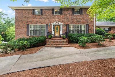 Cartersville Single Family Home For Sale: 104 Maple Drive