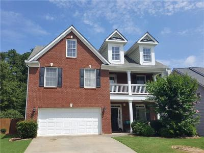 Duluth Single Family Home For Sale: 3023 Salem Oak Way