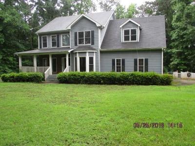 Stockbridge Single Family Home For Sale: 3300 Bold Spring Drive