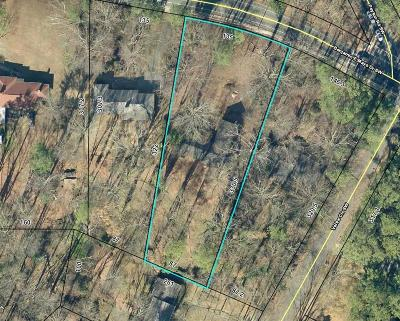 Residential Lots & Land For Sale: 2680 Benjamin E Mays Drive SW