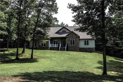 Ellijay Single Family Home For Sale: 140 Clear Creek Springs Drive