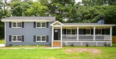 Marietta Single Family Home For Sale: 3531 Ebenezer Court
