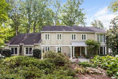 Sandy Springs Single Family Home For Sale: 487 Cambridge Way