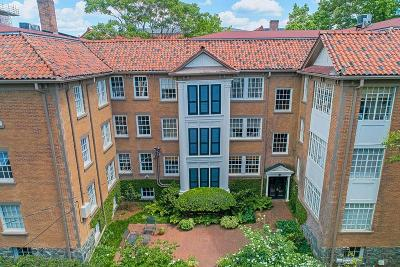 Atlanta Condo/Townhouse For Sale: 8 Collier Road NW #B5