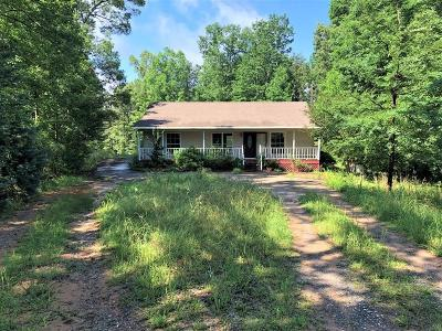 Talking Rock Single Family Home For Sale: 456 Shyers Ford Road