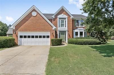 Marietta GA Single Family Home For Sale: $289,900