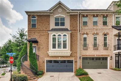 Atlanta Condo/Townhouse For Sale: 943 Delaronde Court #943