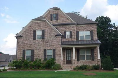Suwanee Single Family Home For Sale: 5860 Mistydawn Drive
