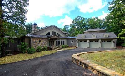 Big Canoe Single Family Home For Sale: 549 Petit Ridge Drive