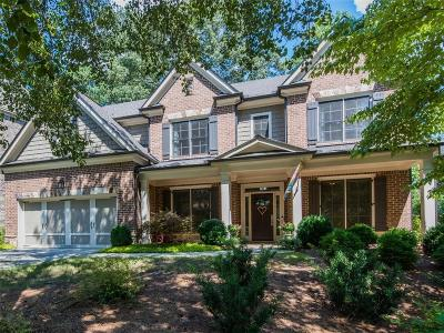 Sandy Springs Single Family Home For Sale: 6275 Ferry Drive