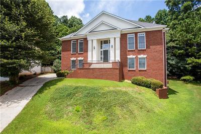 Suwanee Single Family Home For Sale: 2910 Macon Court