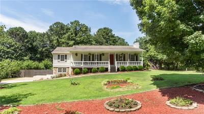 Woodstock Single Family Home For Sale: 153 Pioneer Drive