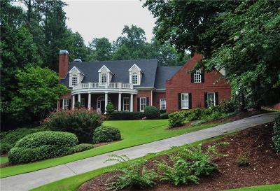 Alpharetta GA Single Family Home For Sale: $659,900