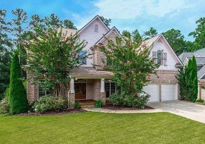 Holly Springs Single Family Home For Sale: 713 Crescent Circle