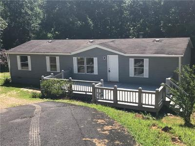 Blairsville Single Family Home For Sale: 389 Fern Valley Lane