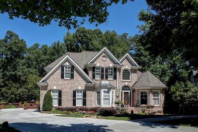 Kennesaw Single Family Home For Sale: 4883 Registry Lane