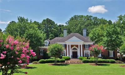 Alpharetta GA Single Family Home For Sale: $1,749,500