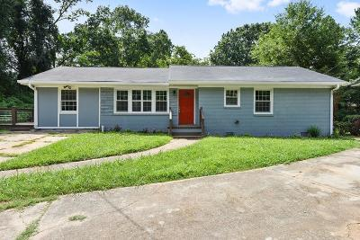 Decatur Single Family Home For Sale: 3167 Bonway Drive Drive