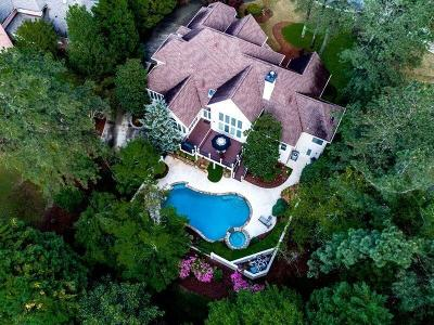 Roswell Single Family Home For Sale: 8815 Torrington Drive