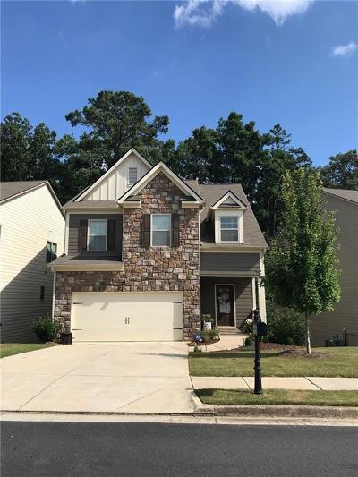 Acworth Single Family Home For Sale: 295 Shaw Drive
