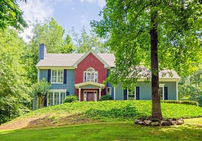 Woodstock Single Family Home For Sale: 121 Junaluska Drive