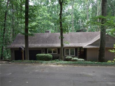 Gainesville Single Family Home For Sale: 3375 Turtleback Road